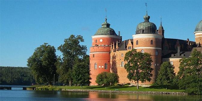 kasteel sormland zweden