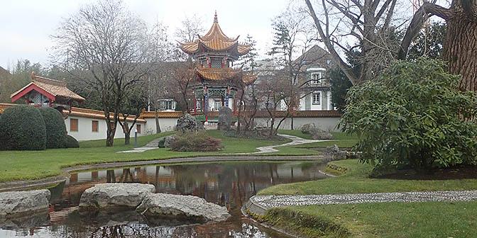 chinese tuin zurich