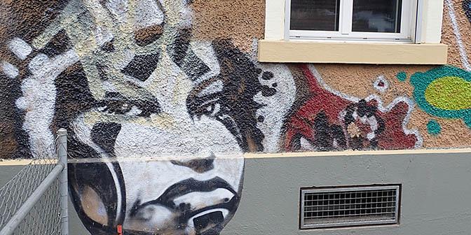 mural zurich