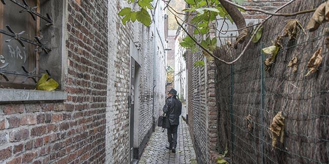 IkReis - Wandelen langs de bezienswaardigheden van Luik