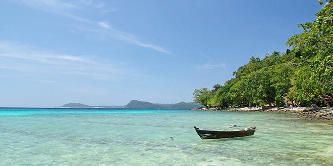 strand pulau weh