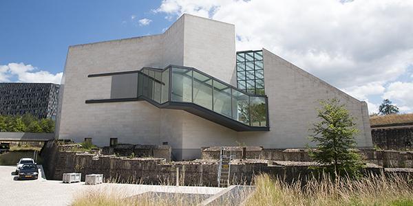 luxemburg museum mudam