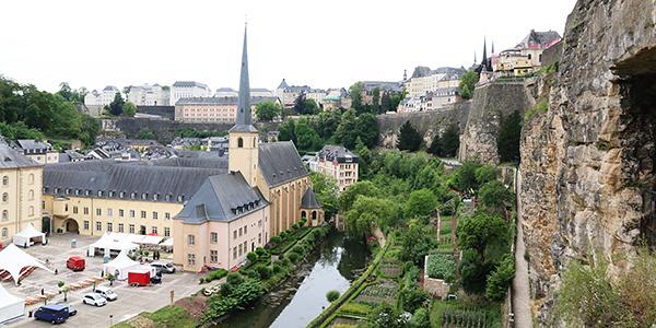 kazematten luxemburg