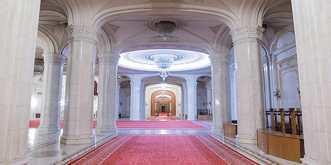 paleis ceausescu boekarest